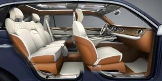 Bentley EXP 9 F Concept - 23