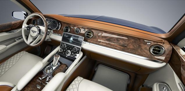 Bentley EXP 9 F Concept - 24