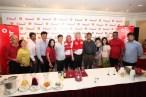 Cocktail Masterclass with Scuderia Ferrari F1 Driver Felipe Massa- 09 with Shell V-Power loyalists