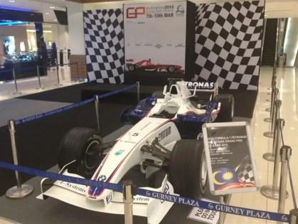 F1 Roadshow Gurney Plaza (2013) - 01