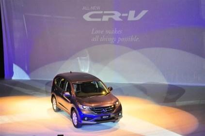 Honda CR-V (2013) - 035