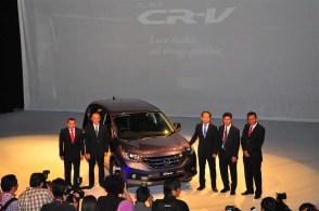 Honda CR-V (2013) - 041