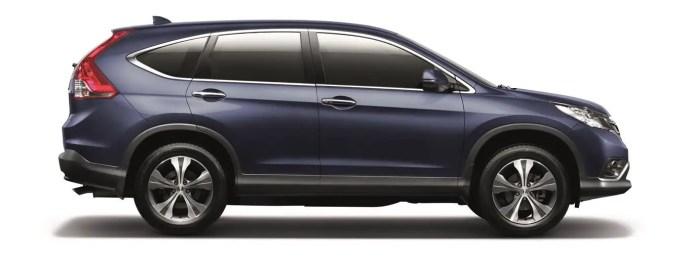 Honda CR-V (2013) - 110 Twilight Blue Metallic
