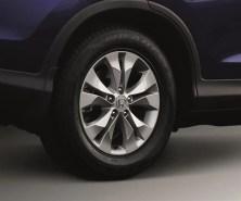 Honda CR-V (2013) - 116 17-inch Alloy Wheels
