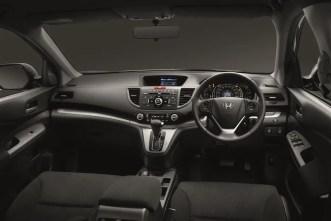 Honda CR-V (2013) - 121 Dashboard Mounted Gear Shifter