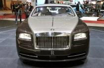 Rolls Royce Wraith (2013) - 24