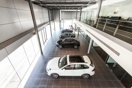 Porsche Centre Penang_Showroom 03