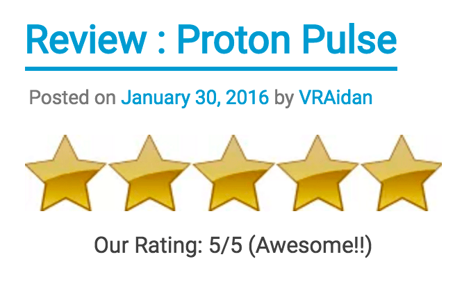 Proton Pulse Review
