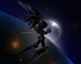 Vanguard V Poster
