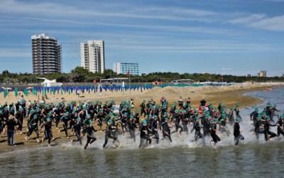 Lignano e Andora, un bel week-end per Zerotrenta Triathlon.