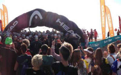 Forte Village 2017, chiusura di stagione splendida per Zerotrenta Triathlon.