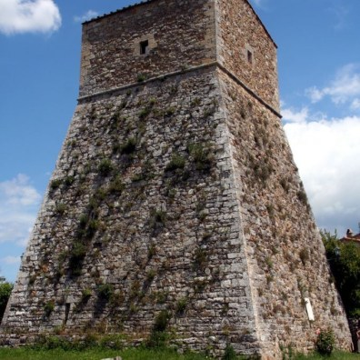 La torre di Vignoni