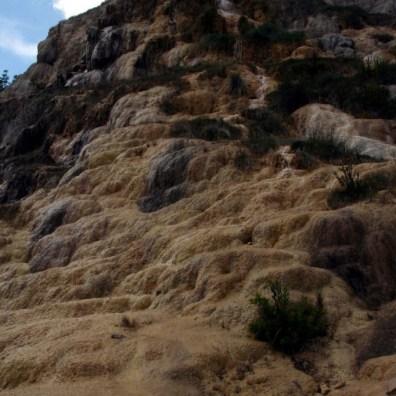 Cascate termali a Bagno Vignoni