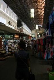 Il mercato coperto di Chania