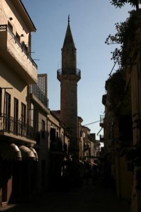 Minareto a Chania