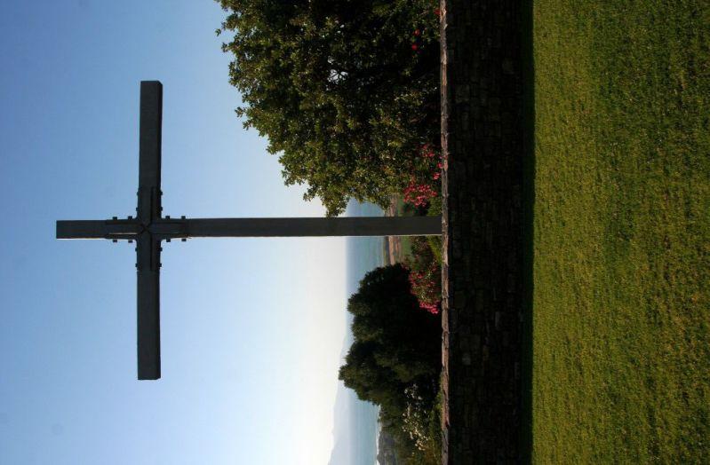 Sacrario tedesco sulla collina 107