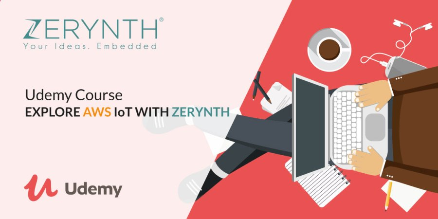 Udemy Course - Explore AWS IoT with Zerynth