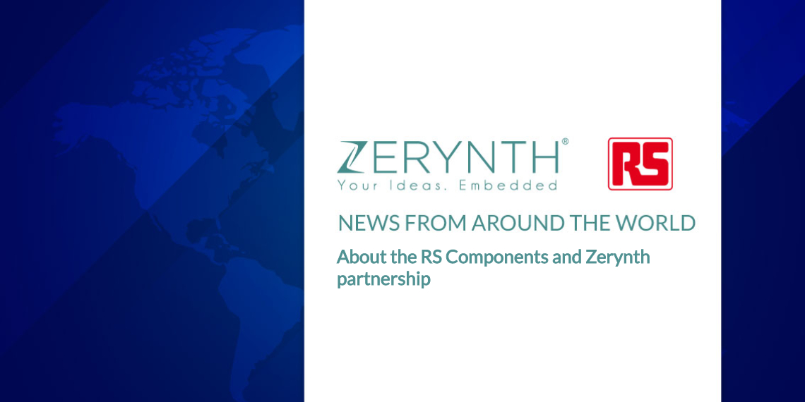 News around the world about the RS Components and Zerynth partnership