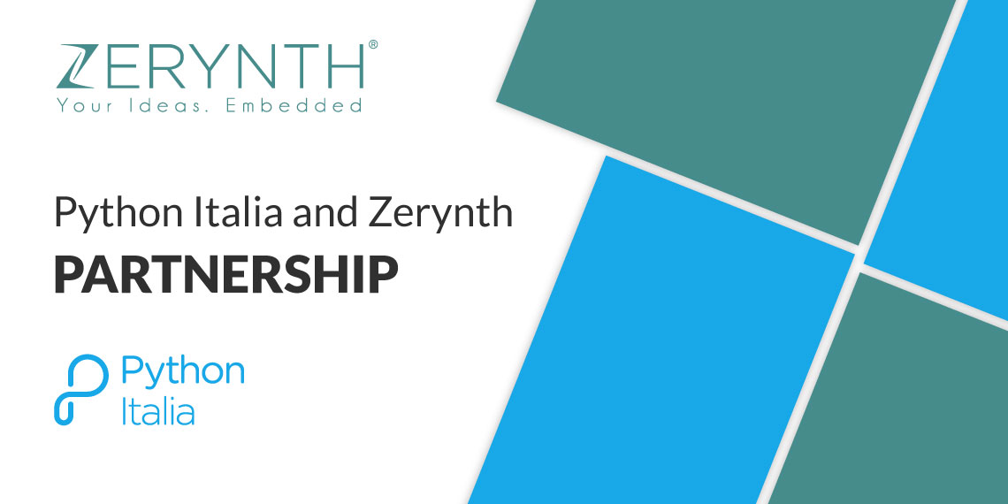 Zerynth and Python Italia announce partnership