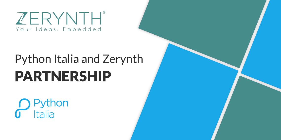 Zerynth and Python Italia announce partnership