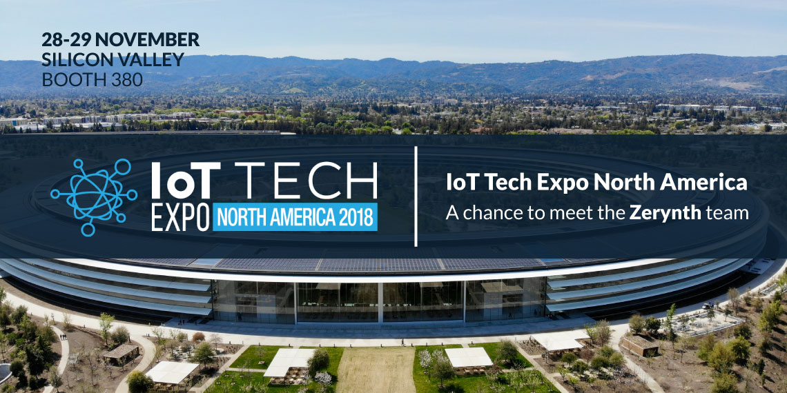 IoT Tech Expo North America – a chance to meet the Zerynth team
