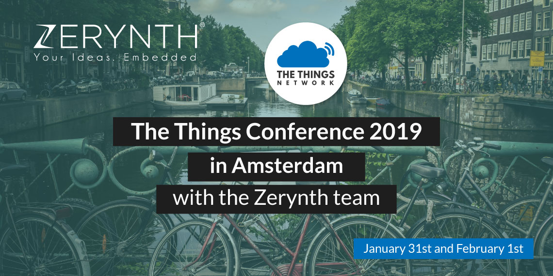The Things Conference with Zerynth
