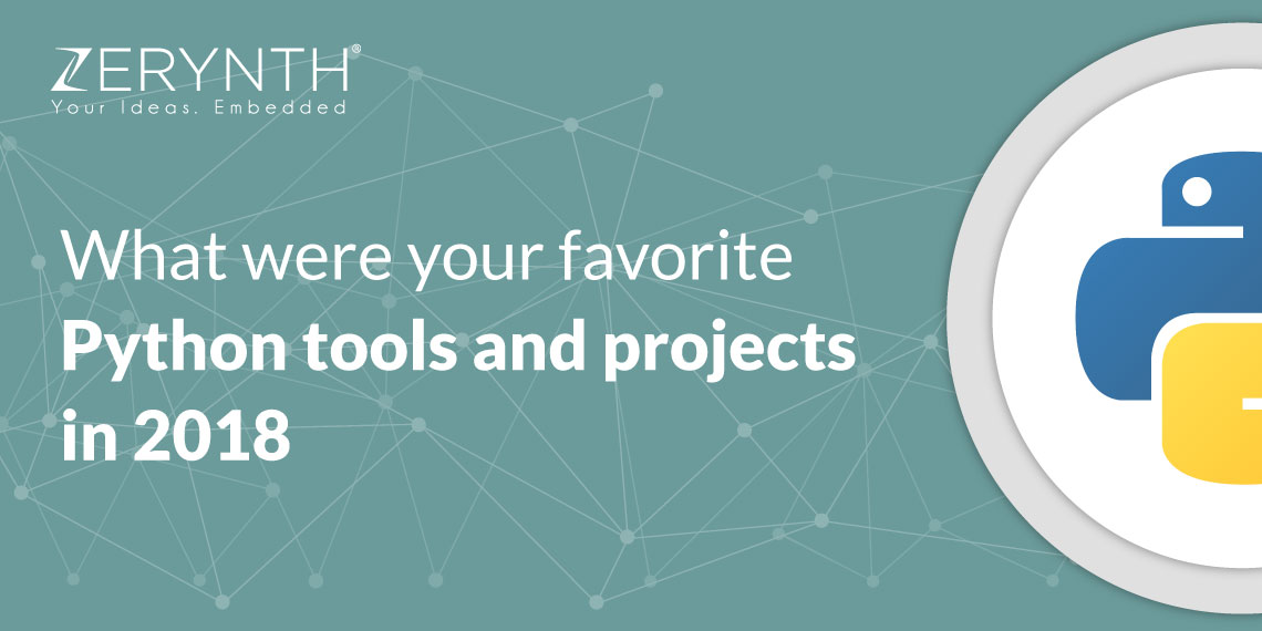 Favorite Python tools 2018 Zerynth