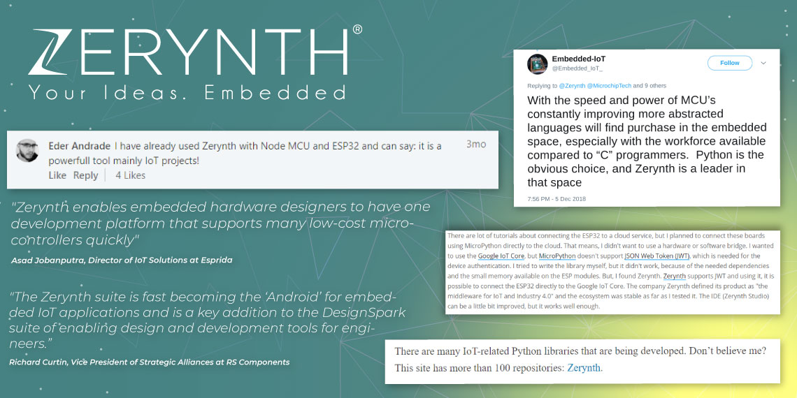 quotes about Zerynth banner