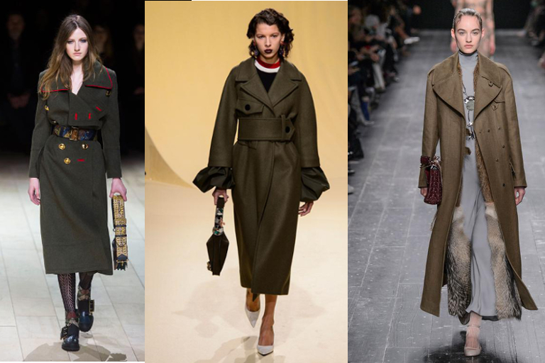 military-coat-trend