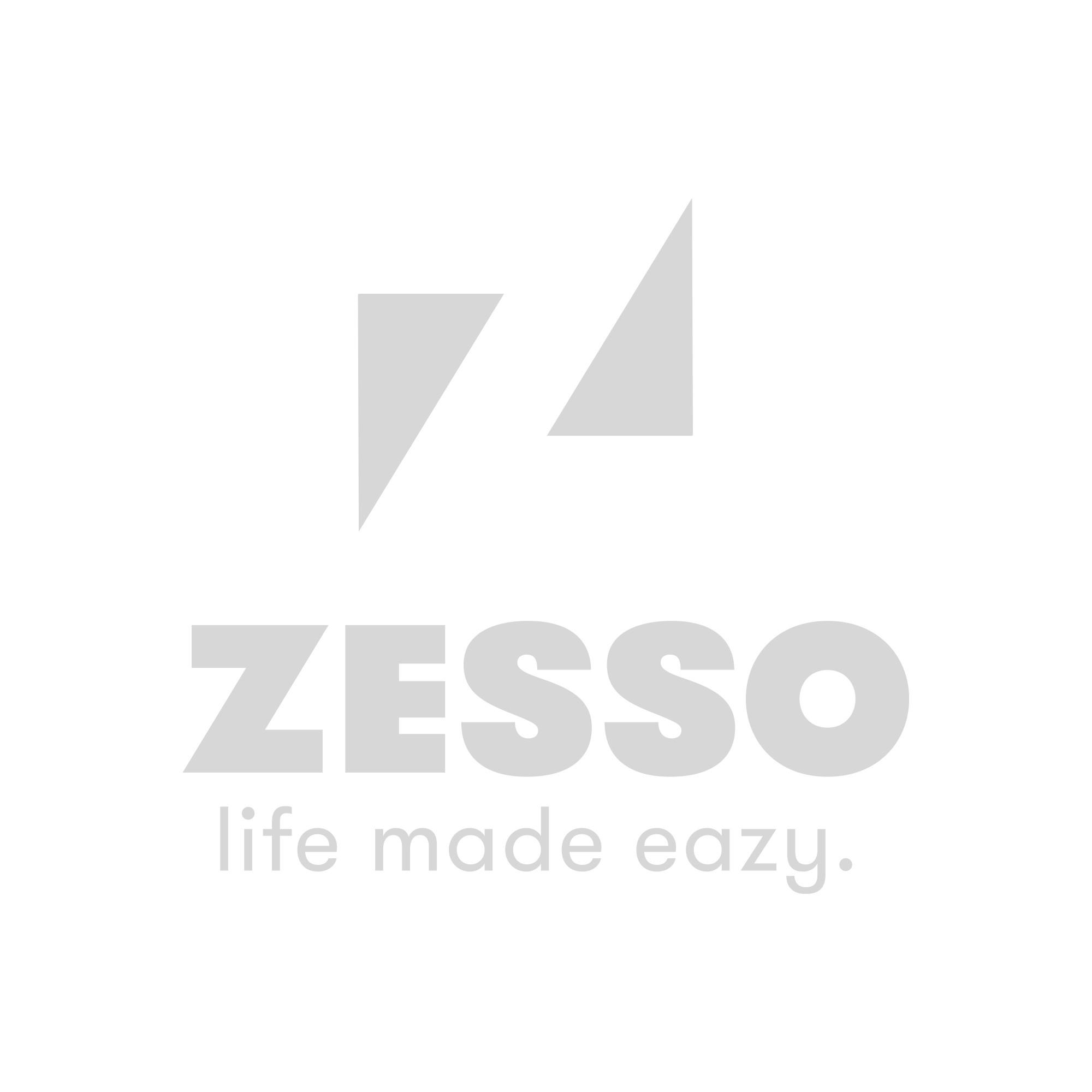 rideau en suede 140 cm x 240 cm clara gris clair