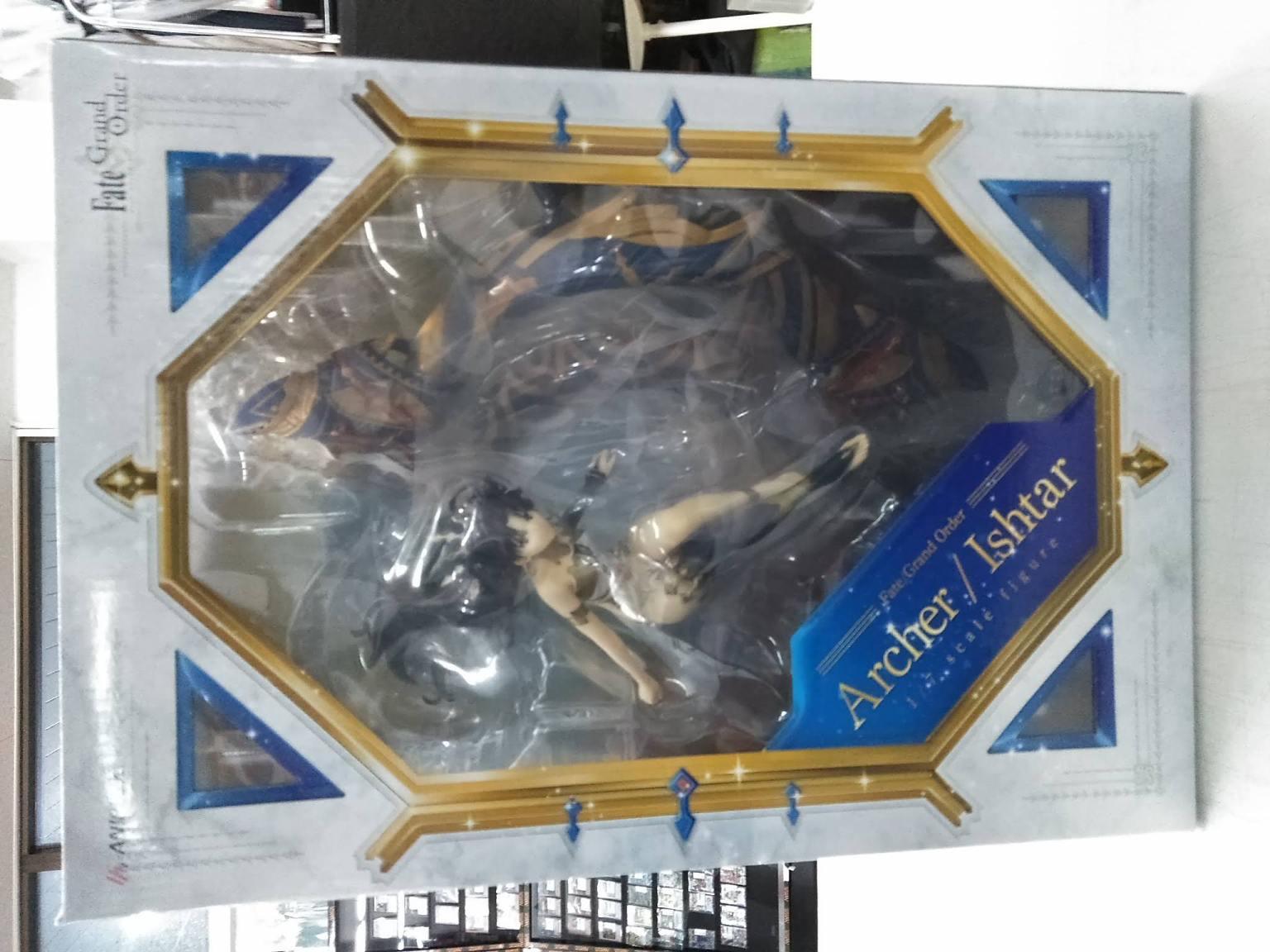 買取情報『アニプレックスのアーチャー/イシュタル 「Fate/Grand Order」 1/7 PVC製塗装済み完成品 ANIPLEX+限定』