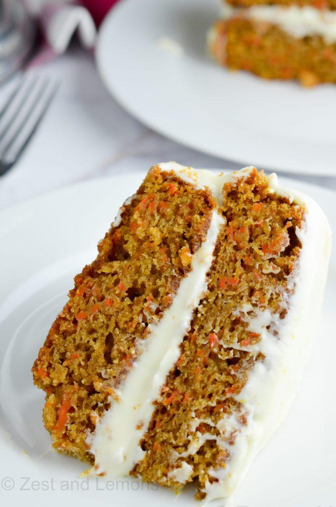 Marmalade Carrot Cake Recipe