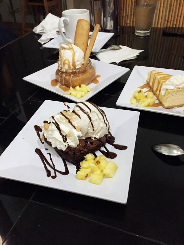 Maui Brick Oven Desserts - Zest and Lemons