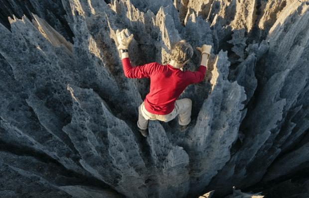 Tsingy the stone knife Forest Madagascar-2
