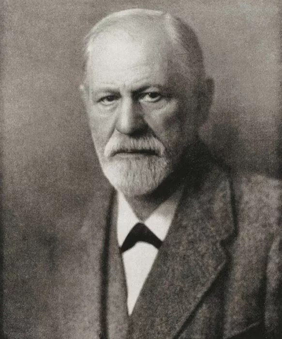 Sigmund Freud men who change the world