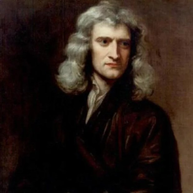 Sir Isaac Newton men who change the world