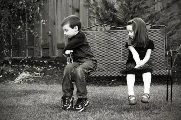 she treat him like a kid
