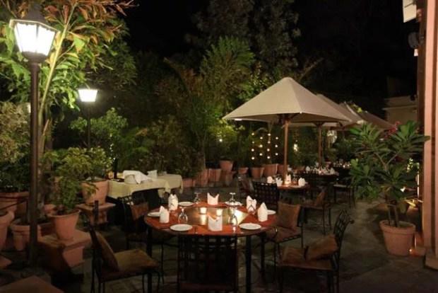 tonio restaurante delhi