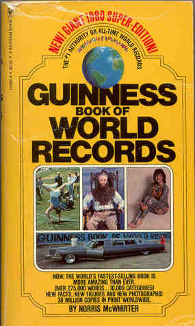 Guinness book of world record