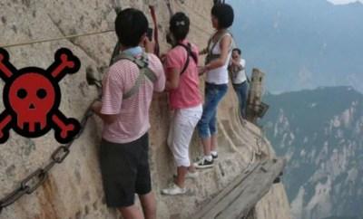 most dangerious toursit destinations in world