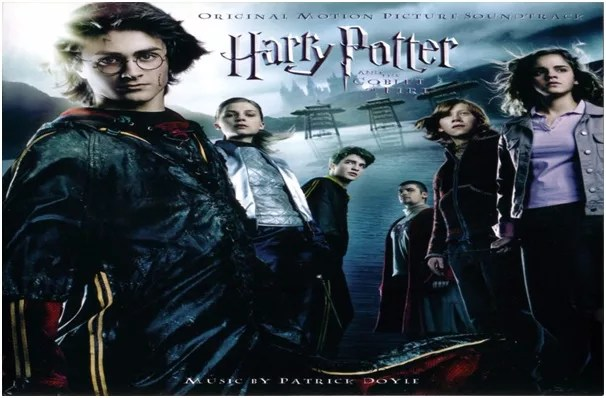 Harry Potter and the Goblet of Fire (2005) IMBD RATING=7.7