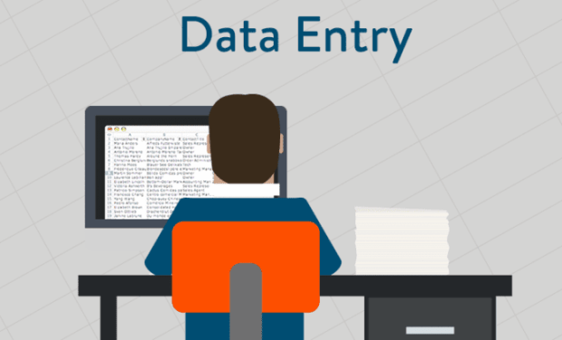 data entry jobs to earn money