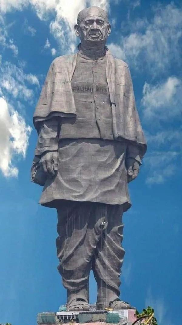 statue of unity-sardar patel