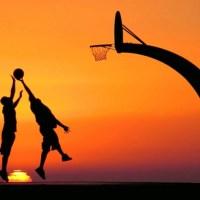 Attimi di basket
