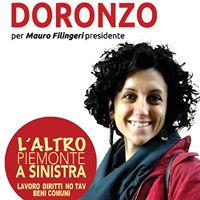 Intervista a Sara Doronzo (Altra Sinistra)