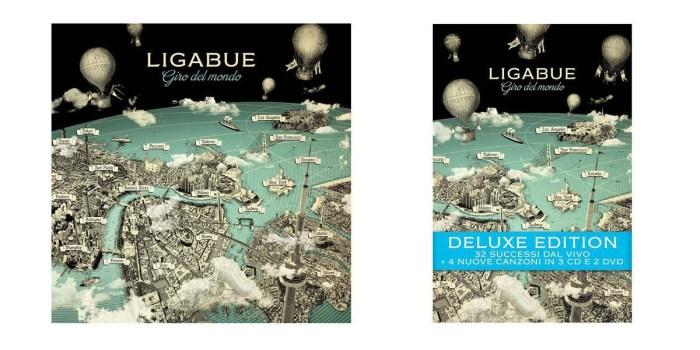 Luciano Ligabue - Giro del Mondo Deluxe