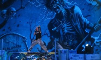 Bruce Dickinson - Iron Maiden