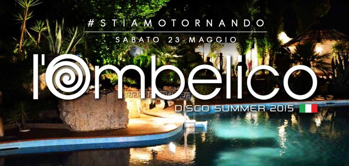 Ombelico Disco Summer 2015