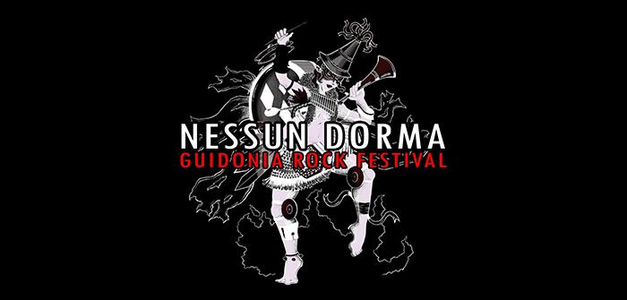 Nessun Dorma Guidonia Rock Festival 2015
