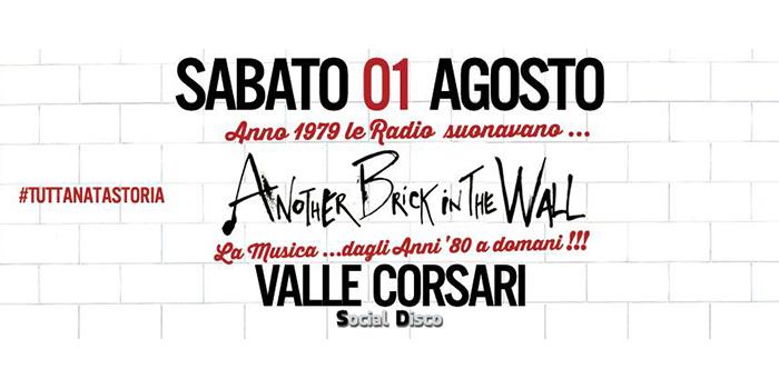 Valle Corsari Sperlonga - 1 Agosto 2015
